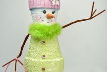 Holiday Decorating Ideas / by Tanya Pushkarow Kochergen
