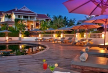 Hotels in Laos, Vietnam, Cambodia, Thailand / by Nusatrip Travel