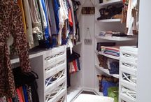 Closets / by Julie Ward