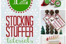 DIY Stocking Stuffer Tutorials / by Mandy Naranjo