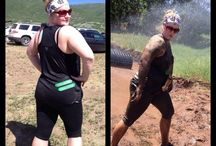 Before and After the Filth / We love to see how dirty you are after a race.   / by The Dirty Dash