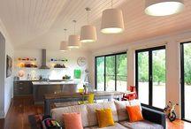 ceiling / by Bleu Nest Builders