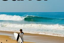 Surfing / by Gretchen Skrotzki