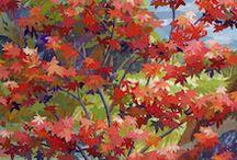Landscape quilts / by Leslie Leon-Cremeens