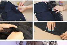 Clothes diy / by Raquel Bernaola