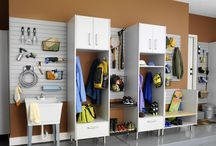 organizing / by Mary Mantooth