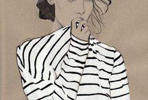 stripes / by Ragnhild Højgaard