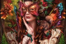Artists & Art that inspires / Art that I love!! / by Damask Moon