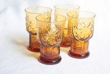 DRINKING GLASSES AND GOBLETS / by Pam Teston