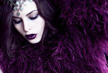 "Purple/Violet - ""Royalty"" / by ""Gigi Blanks"""