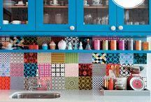 Design ~ Kitchen / by Amanda Boerst