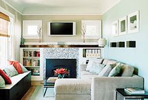 Home - Makeover - Small Spaces / by Stephanie