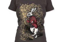 Geeky Graphic T-Shirts / Just cool t-shirts that appeal to the geek in me! / by Kelley Hix