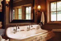 Bathroom  / by Melissa Huffman