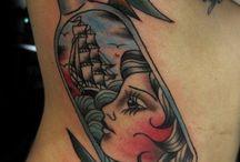 Tattoo ideas / by Alli Turpin
