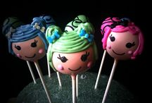 Cake Pops..... / by Poppy Kalyvas