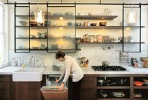 Inspiration: Kitchens / by Esther Yoon