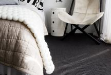 Master Bedroom / Inspiration for a shared space... / by Ginger Bakos