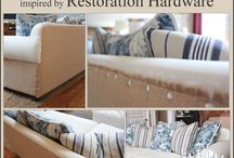 Furniture Builds & Makeovers / by Dana Tipps