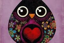 Owls / by Paula Newman