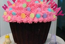 Birthday Cake Ideas / by Jocelyn Kamp