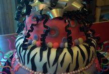 Cakes I've Made / by Deborah J. Hughes