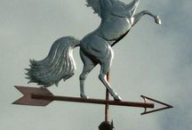 Whatever Way The Wind Blows ! / Have Always Loved Weathervanes / by Nancy Bianchi