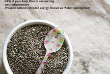 Chia Seed Recipe / by Tina Serafini
