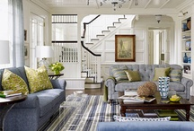 interior design / by Marie Cain
