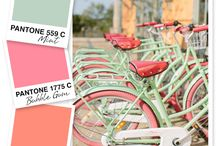 Color Palettes / by Wanderlust Collection