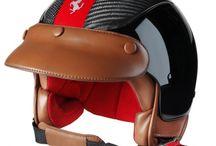 Ferrari Scooter Helmet / by Ferrari Store
