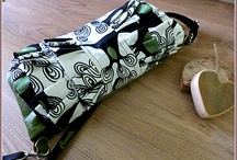 Bags and more... ♥ / Bag, clutch, purse ... tutorials and patterns / by Varazskucko Cicurka