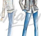 My Classic French Jacket / All things related to making a classic French Chanel jacket, from fabric to patterns to finished garments / by Sandra Julian
