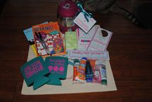 Welcome bags / by Meagan H