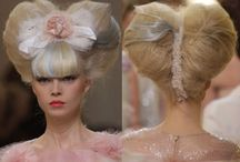 Coiffure / Vintage Hair Inspiration / by Samantha Sultana