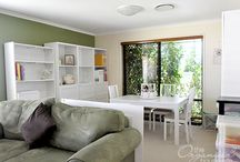 Craft Room Ideas / by Ann Streharsky