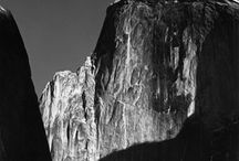 Artists: Ansel Adams / by Mollie Murbach