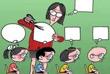 Educació i ensenyament / by Sònia Izquierdo Aliau