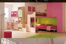 Ideas for Sierra's room / by Belinda Self