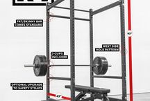 RoguePower Rack / by Amy Dent Beebe