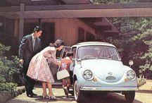 Subaru's first car 'Subaru 360' / by Melville Subaru
