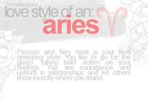 Aries / by PsychicsForetell