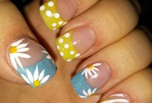 Cute nail designs  / by Cierra Daily
