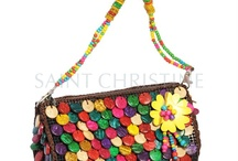 Coconut Shell Bags / by saint christine