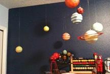 Kid's Room Ideas / by Shawna Gray Schoonmaker
