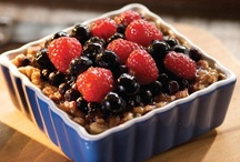 Healthy Berry Recipes  / Health Berry Recipes is a board to post recipes that use one of more types of berries.  The more berries the better!  We are excited to see you multi berry recipe pins!  / by Berry Health