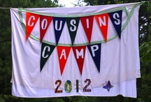 Cousin Camp / by Gina Allred