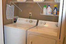 Laundry room ideas / by Karen Schubert