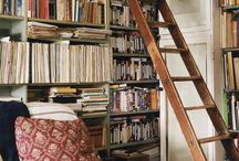 Books books books.... / by Andrea Self
