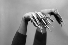 Hands.... / I'm obsessed with hands. / by Fabiola Urdiain